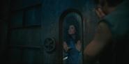 Vanya locked away by her brother.