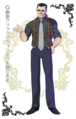 Maurice fullbody art