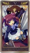 Umineko Anime Tarrot Card V