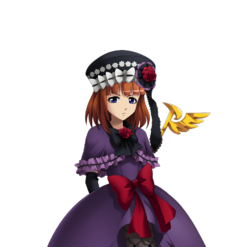 Pachinko EVA-Beatrice Witch 9