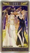 Umineko Anime Tarrot Card III
