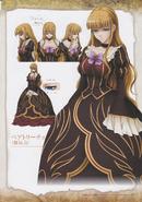 Umineko Pachinko slot artbook pg 13
