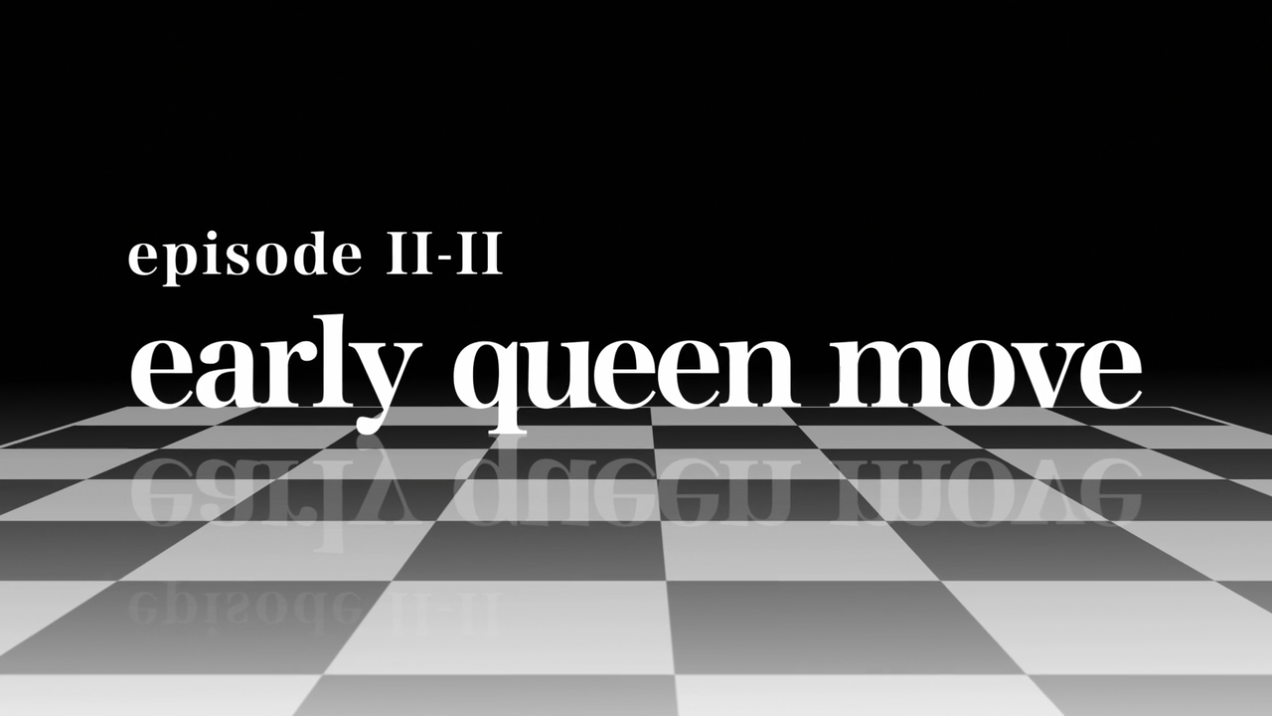 Early Queen Move