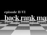 Back Rank Mate