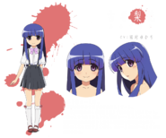 Higurashi Gou Rika Profile Old