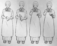 Kumasawa alchemist sketch