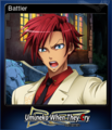 Battler QA Steam Trading Card