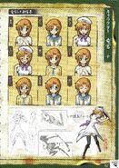 Kizuna visual book page 29