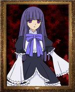 Bernkastel Portrait Anime
