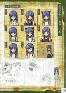 Kizuna visual book page 37