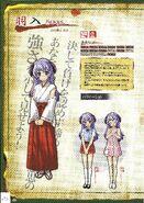 Kizuna visual book page 38