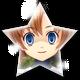 Higurashi CH6 lvl1 Foil Badge