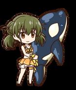Natsumi4 mei battle