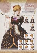 Umineko Pachinko slot artbook pg 10