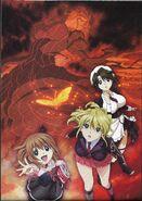 Umineko anime promotional art 3