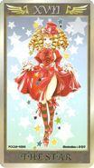 Umineko Anime Tarrot Card XVII
