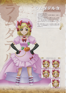 Umineko Pachinko slot artbook pg 62
