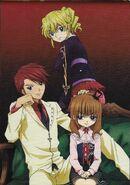 Umineko anime promotional art 1