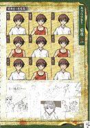 Kizuna visual book page 27