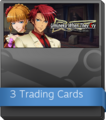 QA Steam Trading Cards Booster Pack