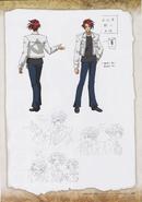Umineko Pachinko slot artbook pg 9