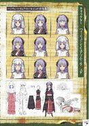 Kizuna visual book page 59