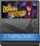GF Steam Trading Cards Booster Pack