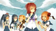 Umineko Golden Fantasia fanart LS 1
