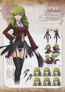Umineko Pachinko slot artbook pg 67