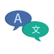 Pngtree—translation icon