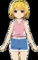 Satoko mei casual (4)