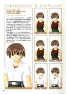 Higu official character guide page 40