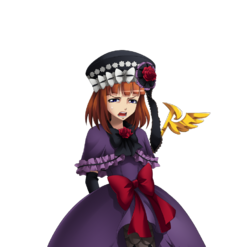 Pachinko EVA-Beatrice Witch 16