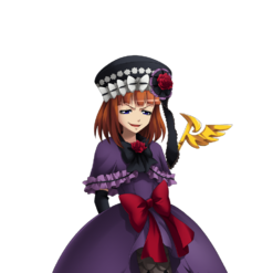 Pachinko EVA-Beatrice Witch 18