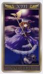 Umineko Anime Tarrot Card XIII