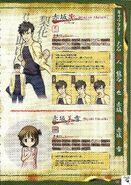 Kizuna visual book page 41