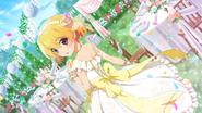 Satoko wedding ssr image