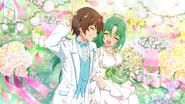 Mion wedding ssr 6star