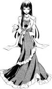 Ikuko-manga-sitting
