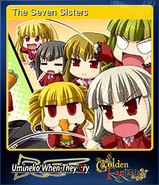The Seven Sisters OMK Steam Trading Card