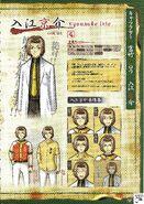 Kizuna visual book page 45