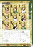 Kizuna visual book page 35