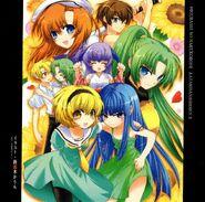 Kataribanshi Drama CD Vol 2 Illustration
