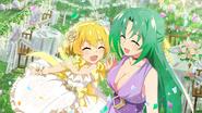 Satoko wedding 6-star image