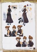 Umineko Pachinko slot artbook pg 25