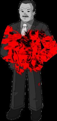 HideyoshiPCEp2death