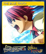 THE BLUE TRUTH OMK Steam Trading Card