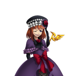 Pachinko EVA-Beatrice Witch 6