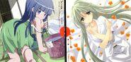 Kataribanshi Drama CD Vol 2 Illustrations