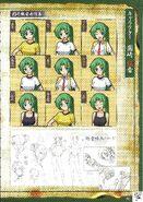 Kizuna visual book page 31